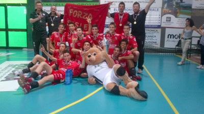UNDER 14 CAMPIONI D&#039;ITALIA! A CASTELLANA GROTTE IL CAPOLAVORO DEI BABYES DI COACH MARTIN
