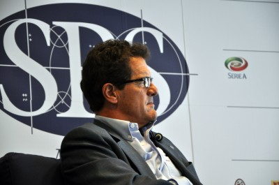 MASTER SBS: A FABIO CAPELLO IL DIPLOMA AD HONOREM, DOMANI A MILANO IL GRAN FINALE DELLA 7&#039; EDIZIONE